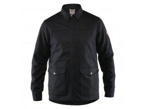 7323450466848 FW18 i greenland rewool shirt jacket m fjaellraeven 21