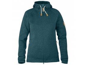 7323450459543 FW18 a oevik fleece hoodie w 21