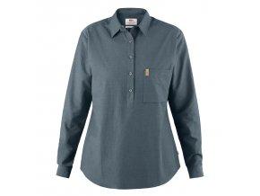 7323450517168 SS19 a kiruna lite shirt ls w fjaellraeven 21
