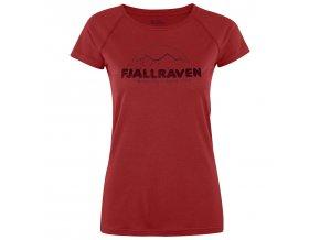 7323450360146 SS18 a abisko trail tshirt print w 21