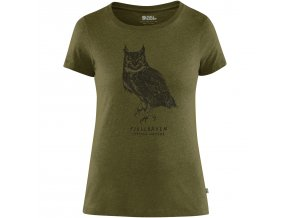 7323450502881 SS19 c owl print tshirt w fjaellraeven 21
