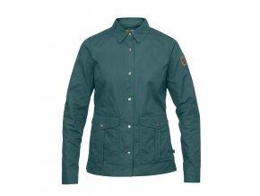 7323450404758 SS18 srqz greenland shirt jacket w 21