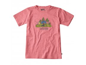 7323450407261 SS18 a kids camping foxes tshirt 21
