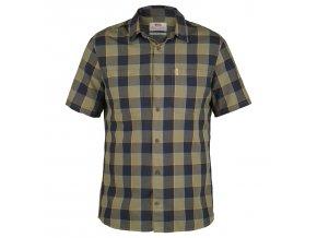 7323450302009 SS18 a high coast big check shirt ss 21