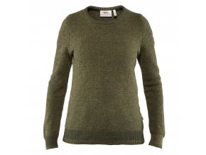 7323450461829 FW18 a oevik structure sweater w fjaellraeven 21