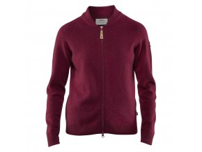7323450474508 FW18 g oevik rewool zip jacket w fjaellraeven 21