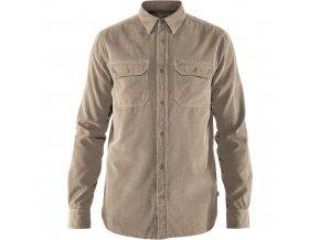 7323450526061 FW19 a oevik cord shirt m fjaellraeven 21
