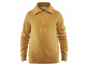 7323450472764 FW18 g greenland rewool sweater m fjaellraeven 21