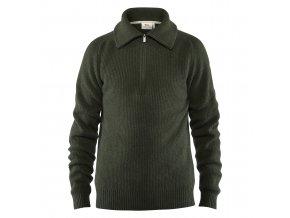 7323450472818 FW18 g greenland rewool sweater m fjaellraeven 21