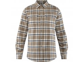 7323450526375 FW19 fvra oevik heavy flannel shirt m fjaellraeven 21