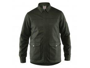 7323450466923 FW18 a greenland rewool shirt jacket m fjaellraeven 21