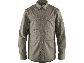 7323450492403 SS19 c oevik shade pocket shirt m fjaellraeven 21