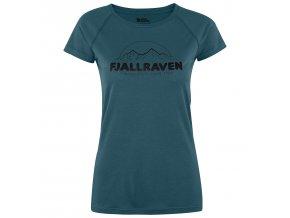 7323450360153 FW17 a abisko trail tshirt print w 21