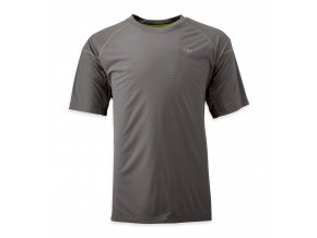 OUTDOOR RESEARCH Men'S Echo Tee, Pewter/Lemongrass (velikost L)