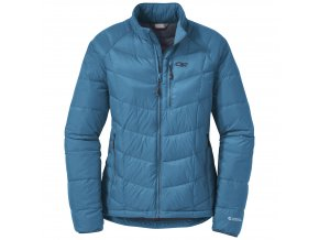 OUTDOOR RESEARCH Women'S Sonata Down Jacket, Oasis/Night (velikost L)