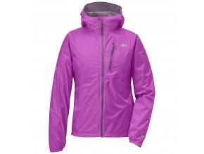 OUTDOOR RESEARCH Women's Helium II Jacket, Ultraviolet (velikost XS)