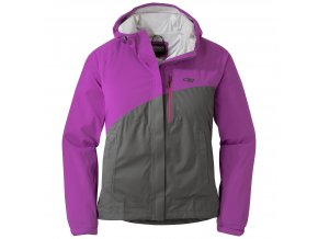 OUTDOOR RESEARCH Women's Panorama Point Jacket, Ultraviolet (velikost XS)
