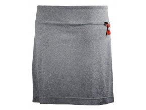 SKHOOP Sportovní sukně s vnitřními šortkami Belinda Skhort, graphite