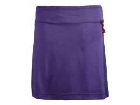 SKHOOP Sportovní sukně s vnitřními šortkami Belinda Skhort, blueberry