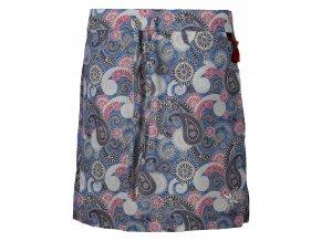 SKHOOP Letní funkční sukně Silvia Short, blue