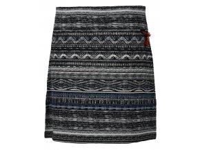 SKHOOP Letní funkční sukně Eva, black