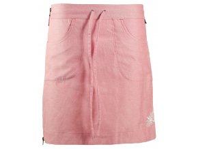 SKHOOP Letní funkční sukně Annie Short, carmine pink