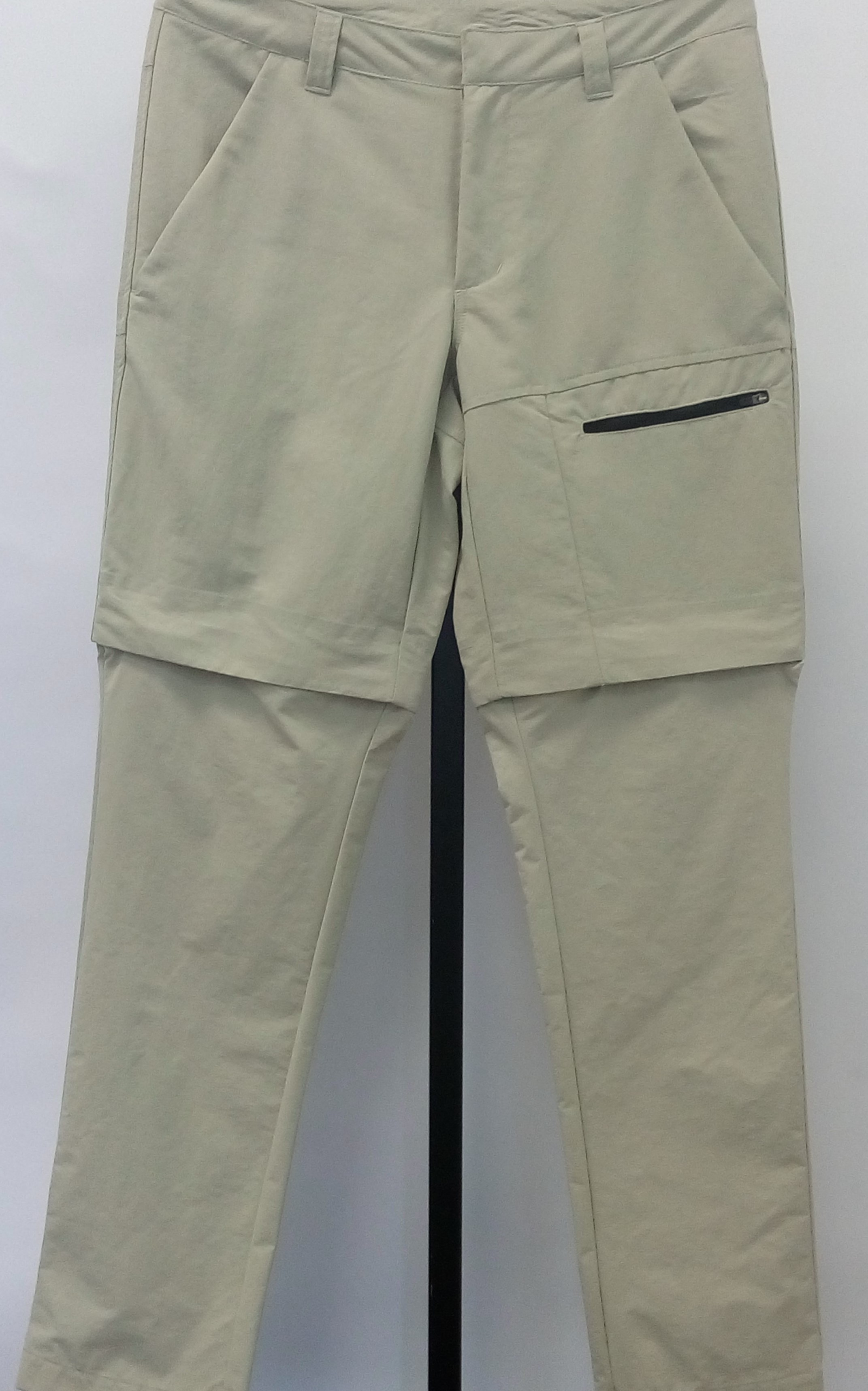 THE NORTH FACE M PURNA CONVERTIBLE PANT GRTE BLUFF TAN velikost: 32