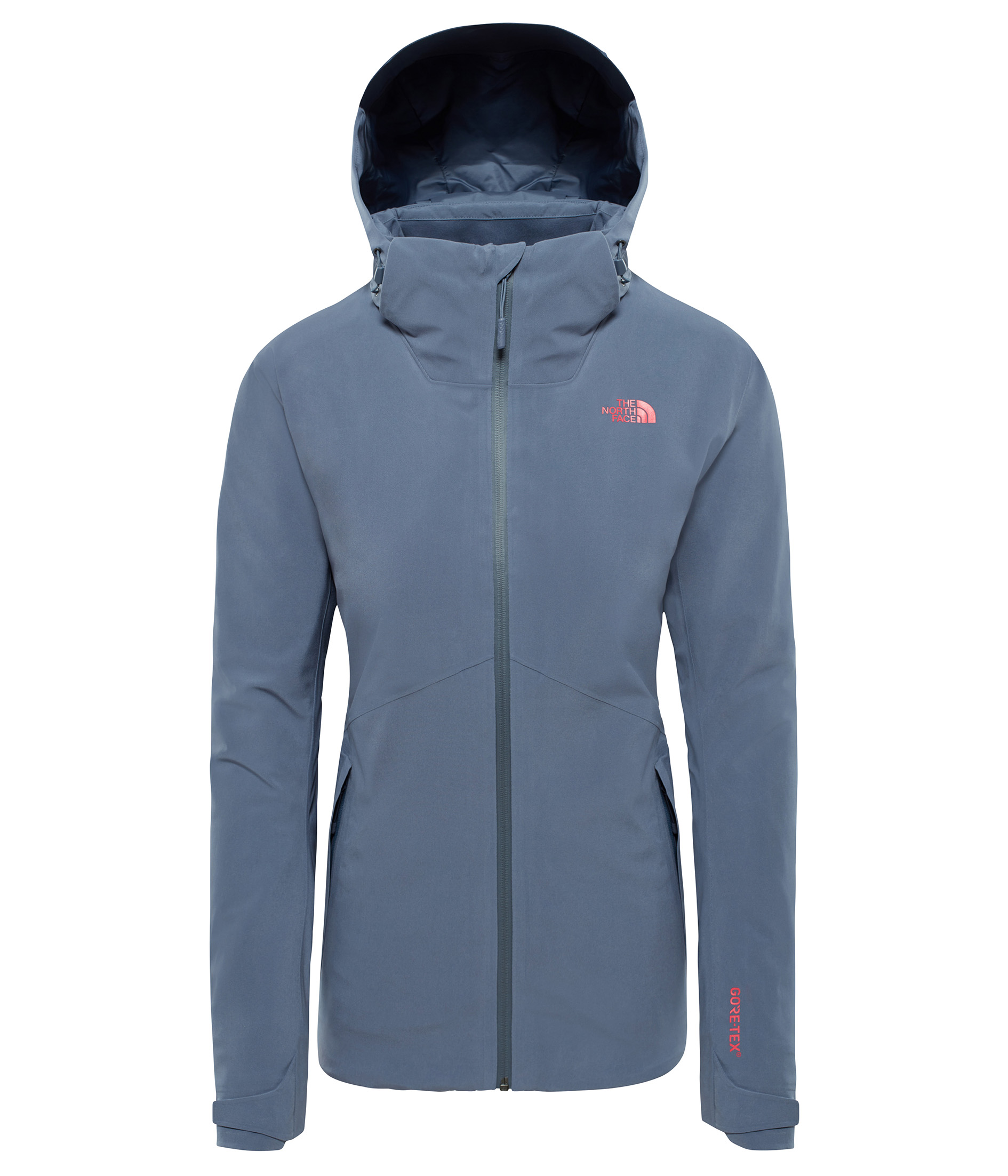 THE NORTH FACE W INSULATED APEX FLEX GTX 2.0 JACKET, GRISAILLE GREY/ velikost: M