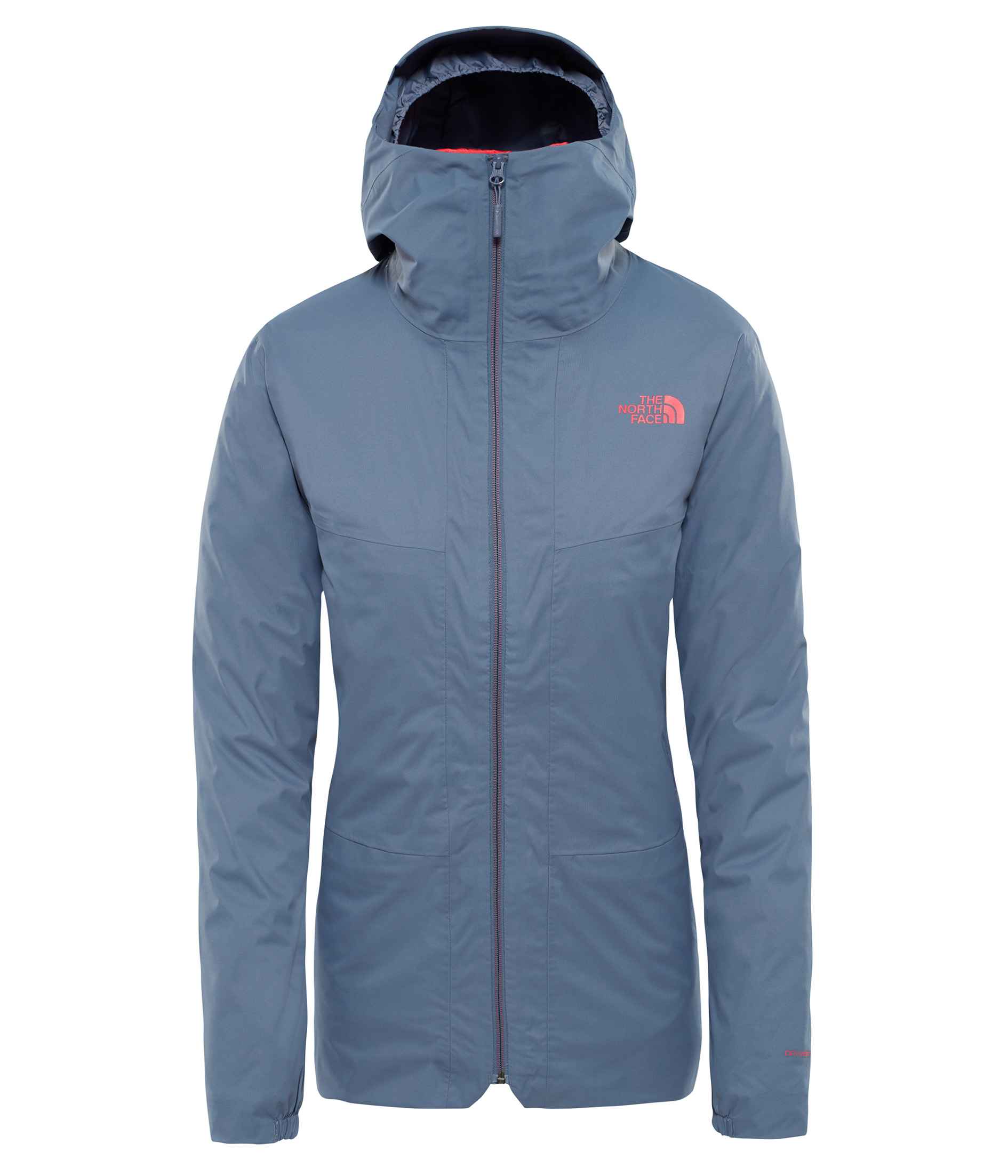 THE NORTH FACE W HIKESTELLER TRICLIMATE® - SG, GRISAILLE GREY/ velikost: M