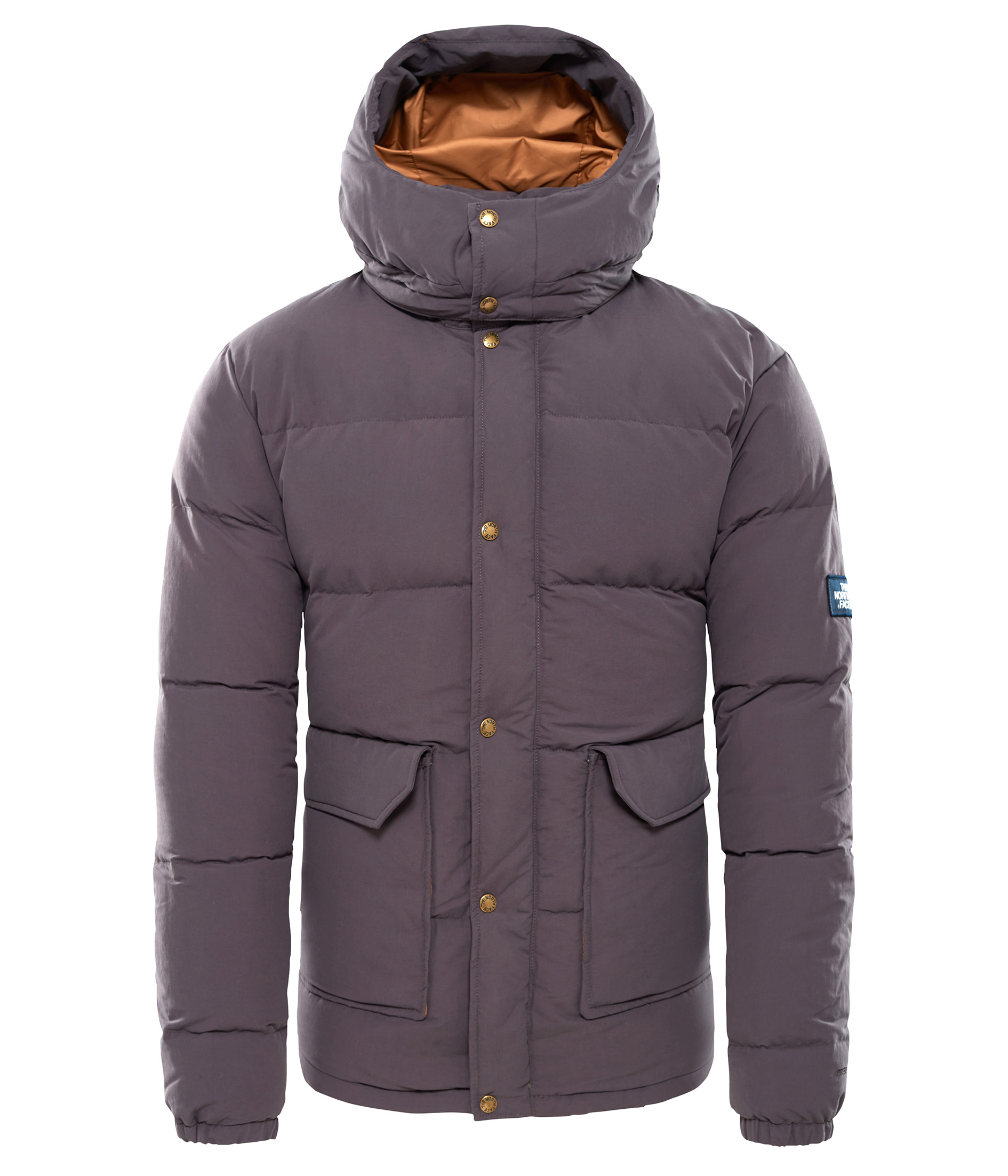THE NORTH FACE M DOWN SIERRA 2.0 JACKET, WEATHERED BLACK velikost: M