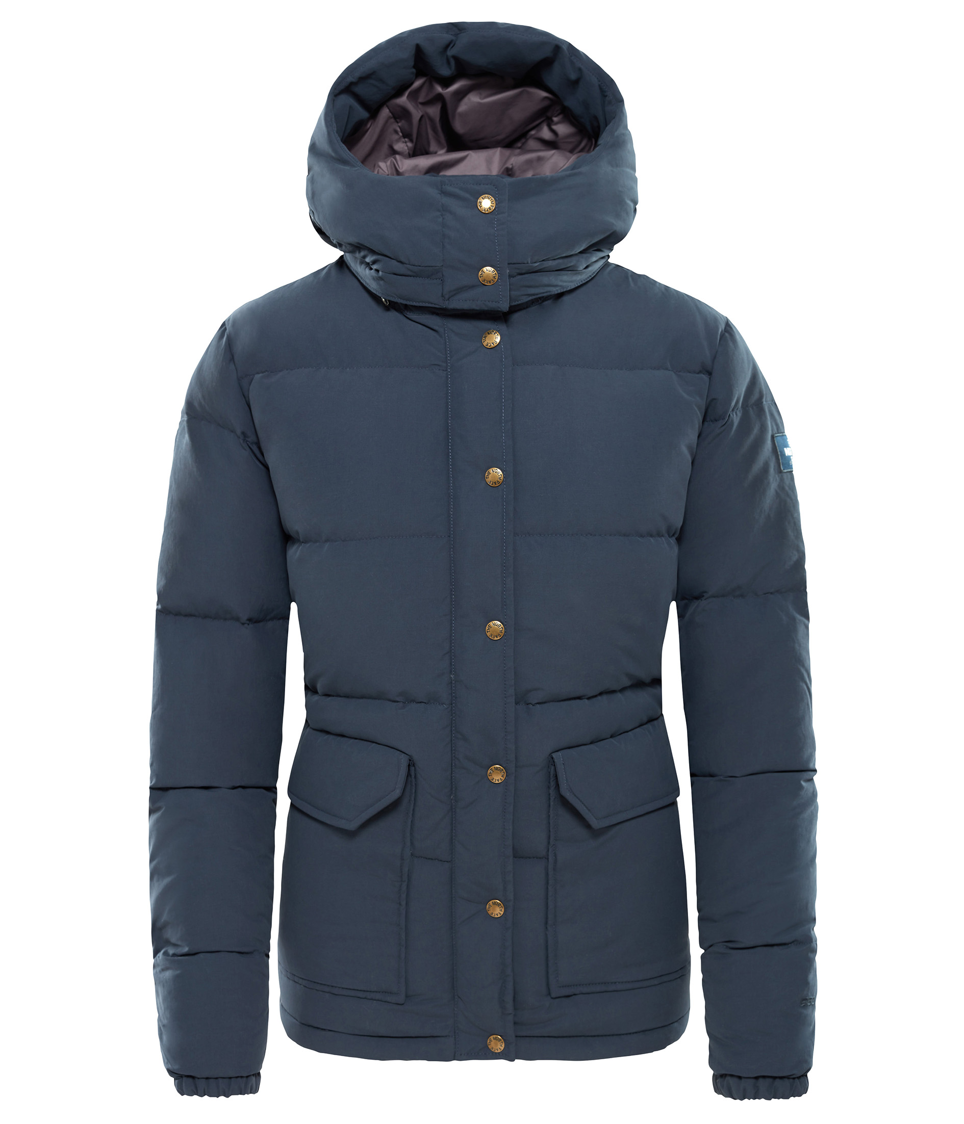 THE NORTH FACE W DOWN SIERRA JACKET 2.0, URBAN NAVY velikost: M