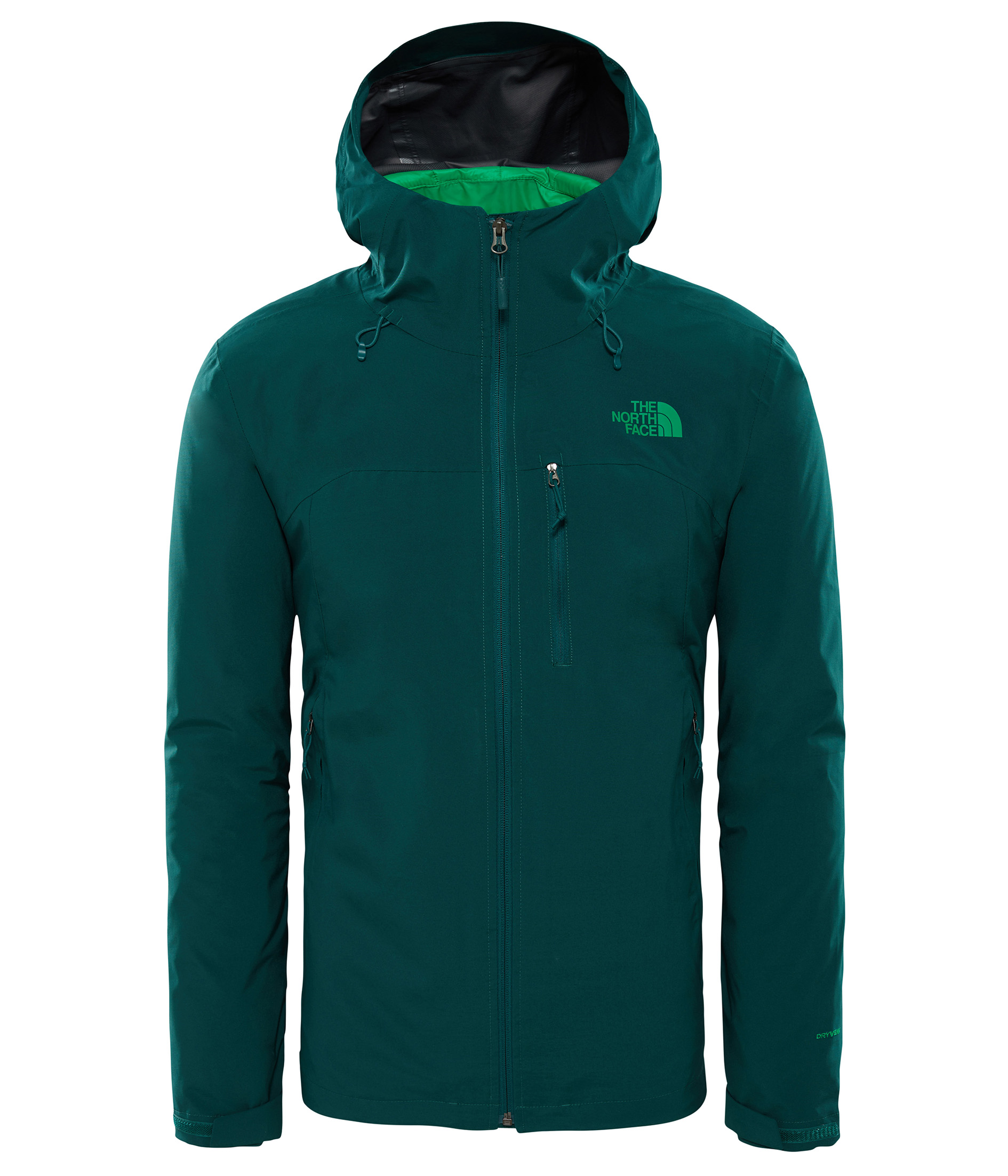 THE NORTH FACE M THERMOBALL™ TRICLIMATE® JACKET, BOTANICAL GARDE velikost: M