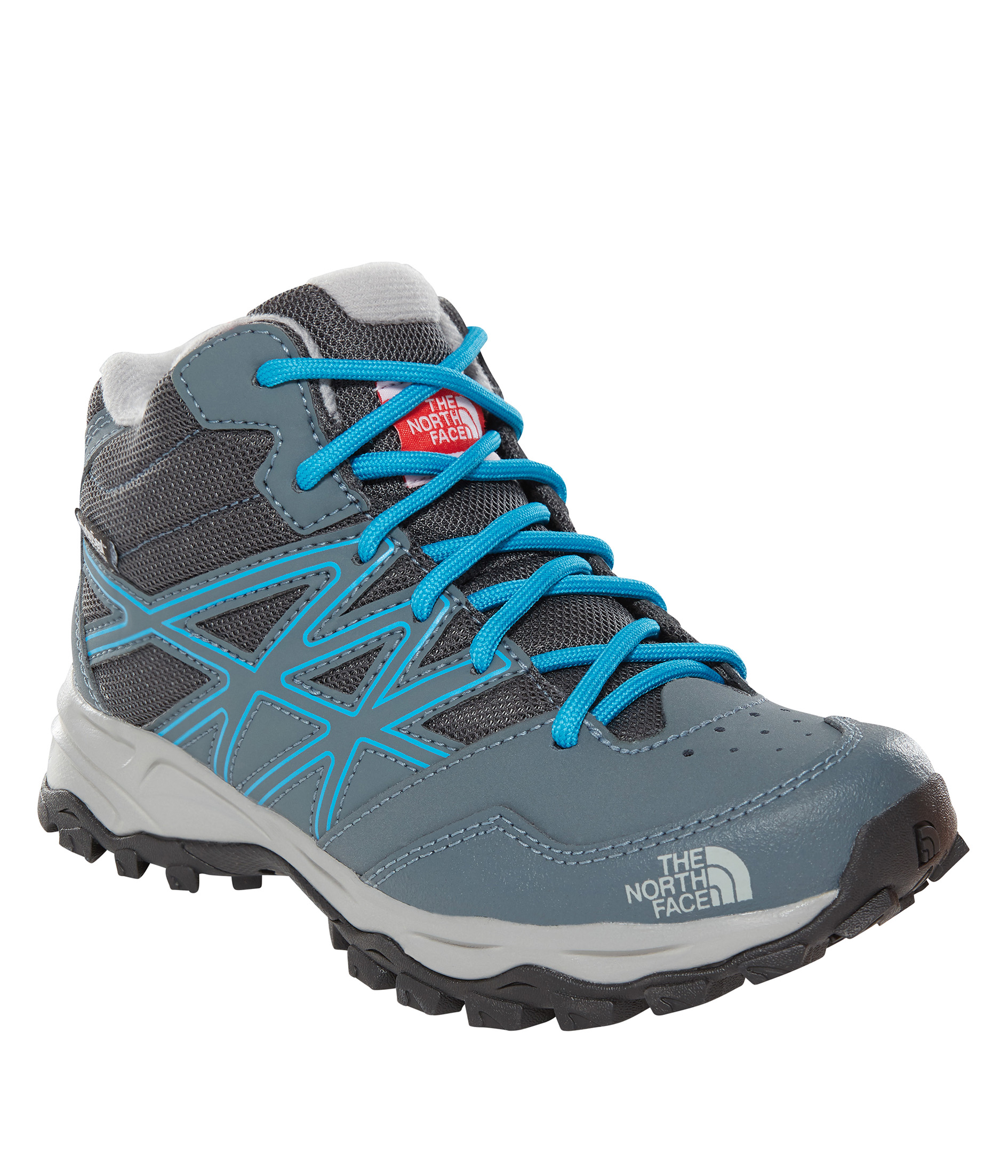 THE NORTH FACE JR HH HIKER MID WP, TURBULENCE GREY velikost: UK 2