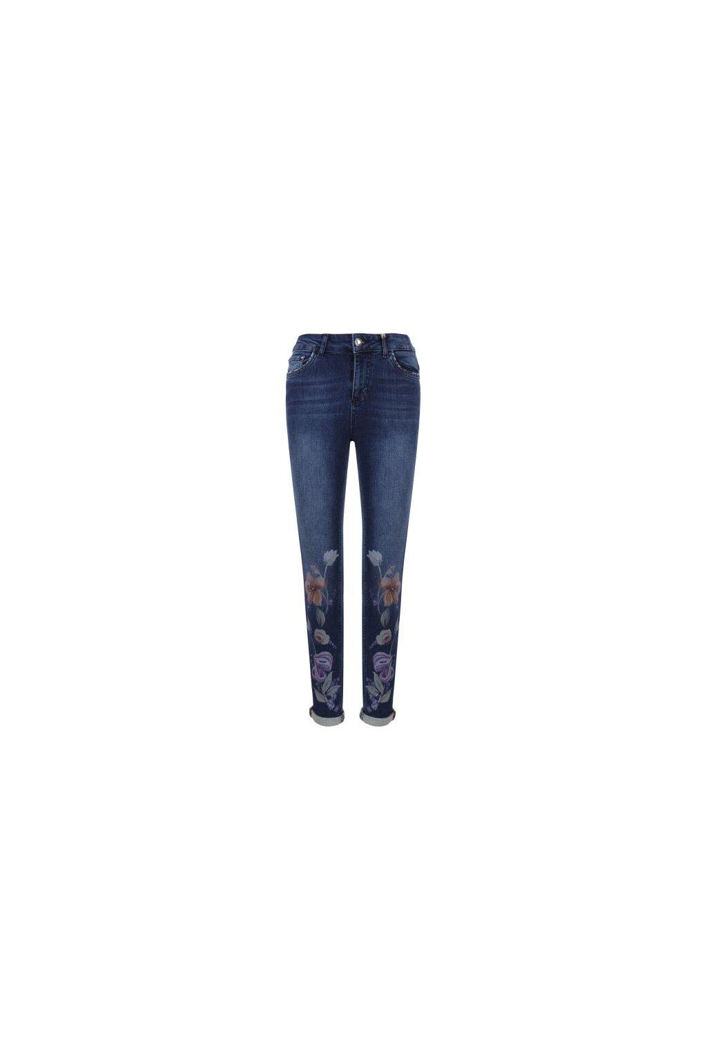 Dámské kalhoty Desigual 17WWDD21/5053