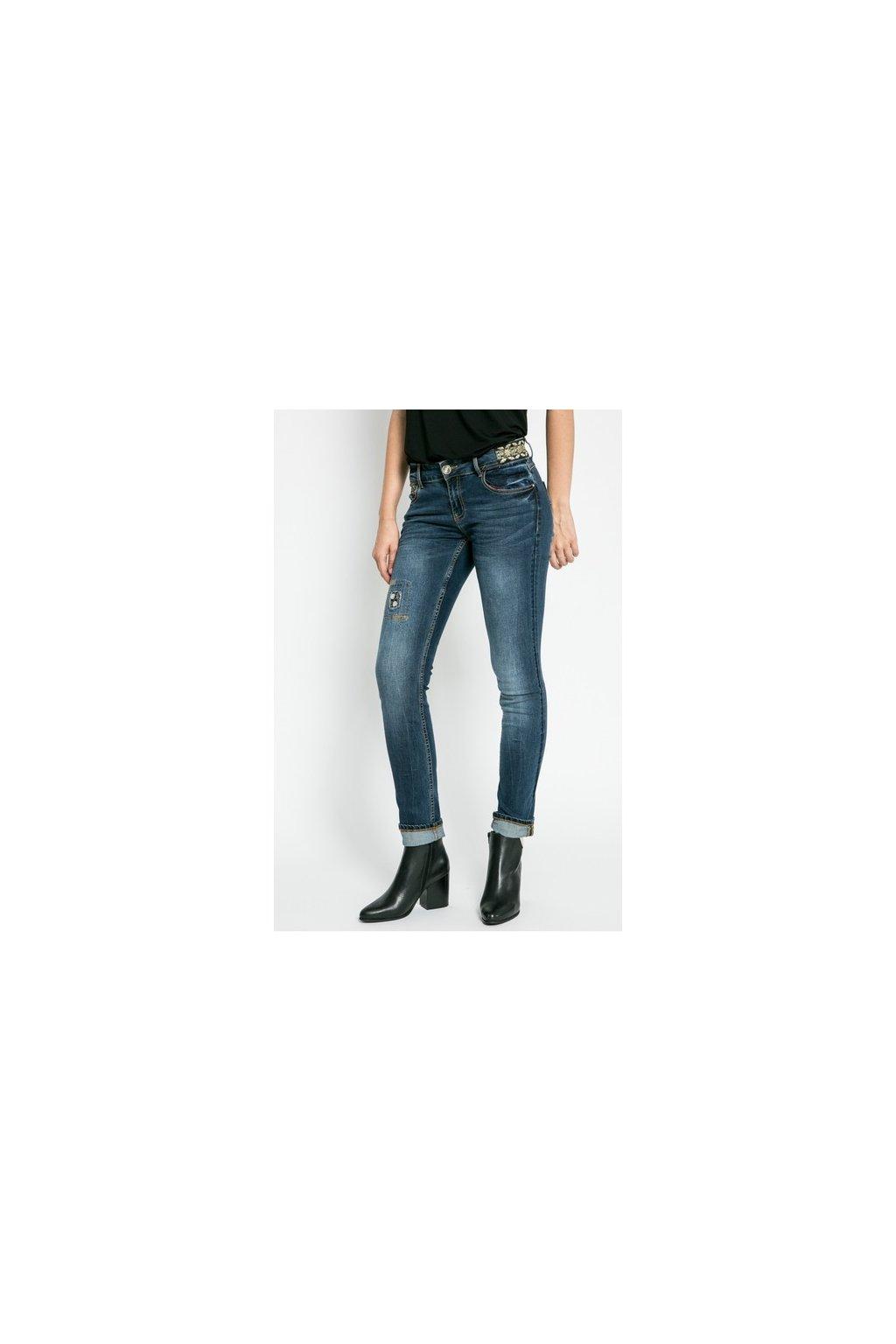 Kalhoty Desigual 17WWDD24/5008