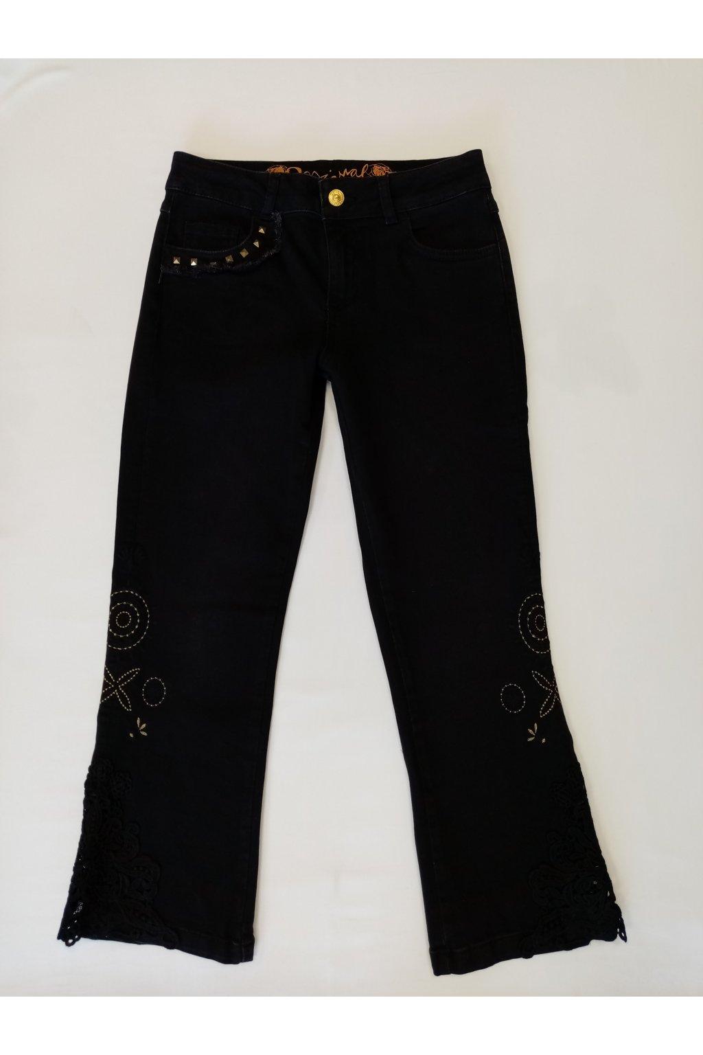 Kalhoty Desigual 18SWDD47/5162