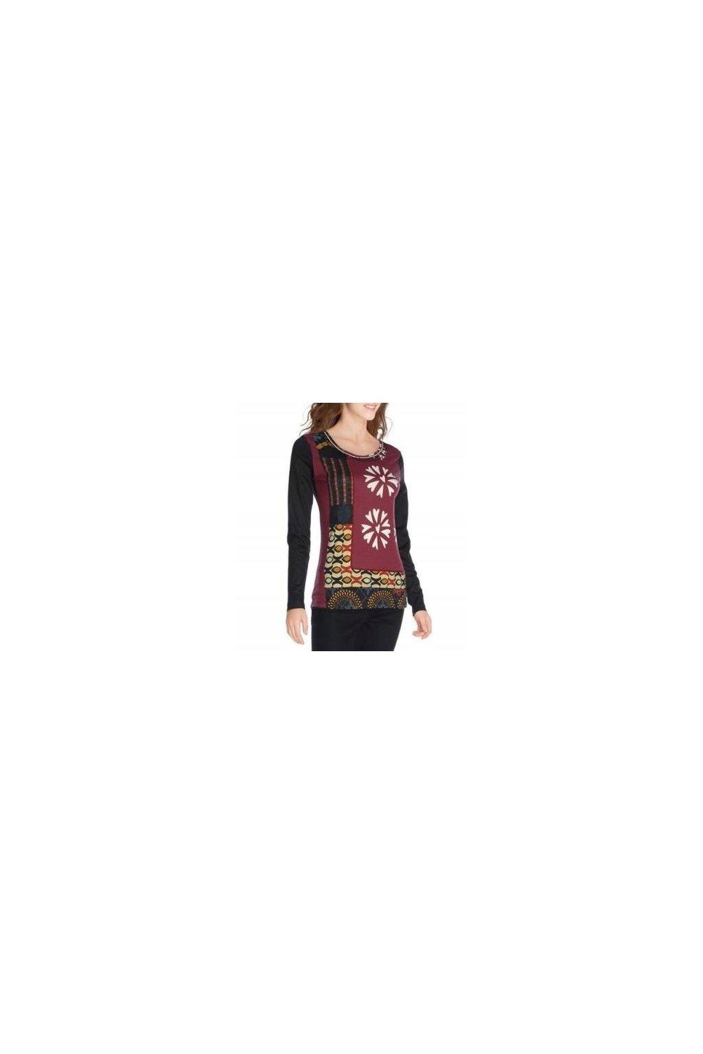 Dámské tričko Desigual 67T24B2/3032