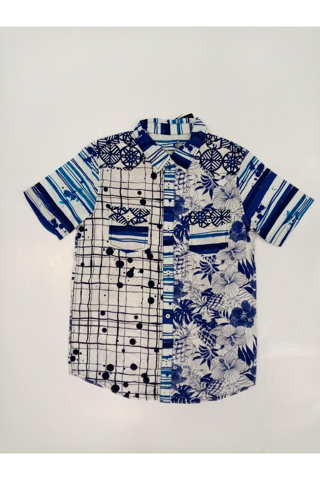 Košile Desigual 65C36A1 / 1000