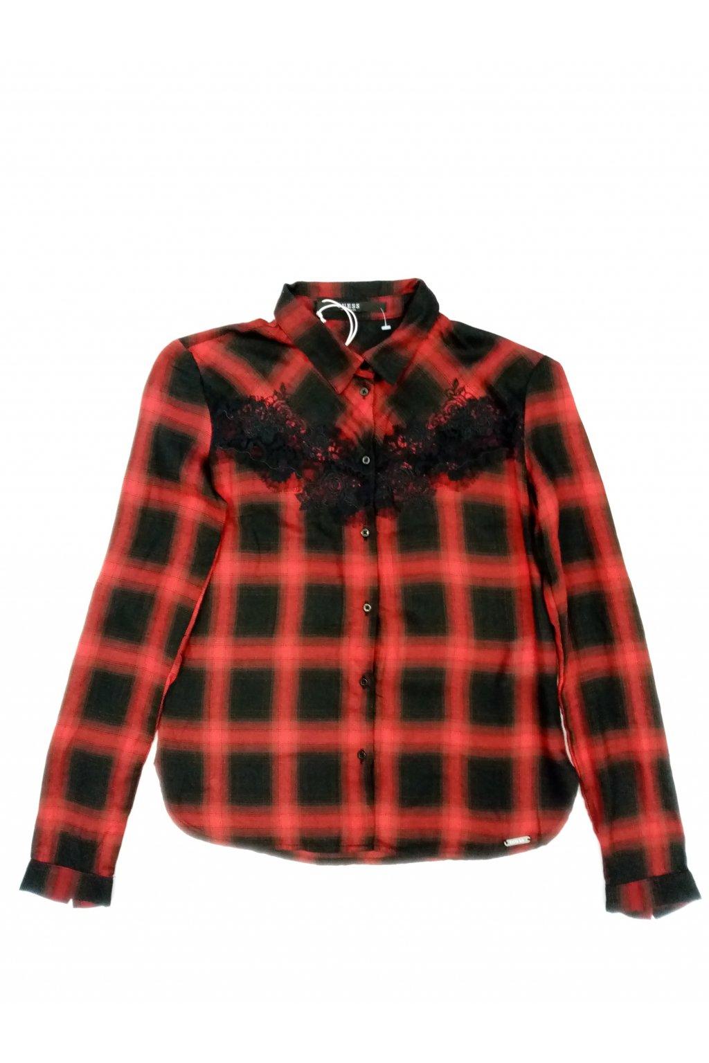 Košile Guess W74H0DW99D0