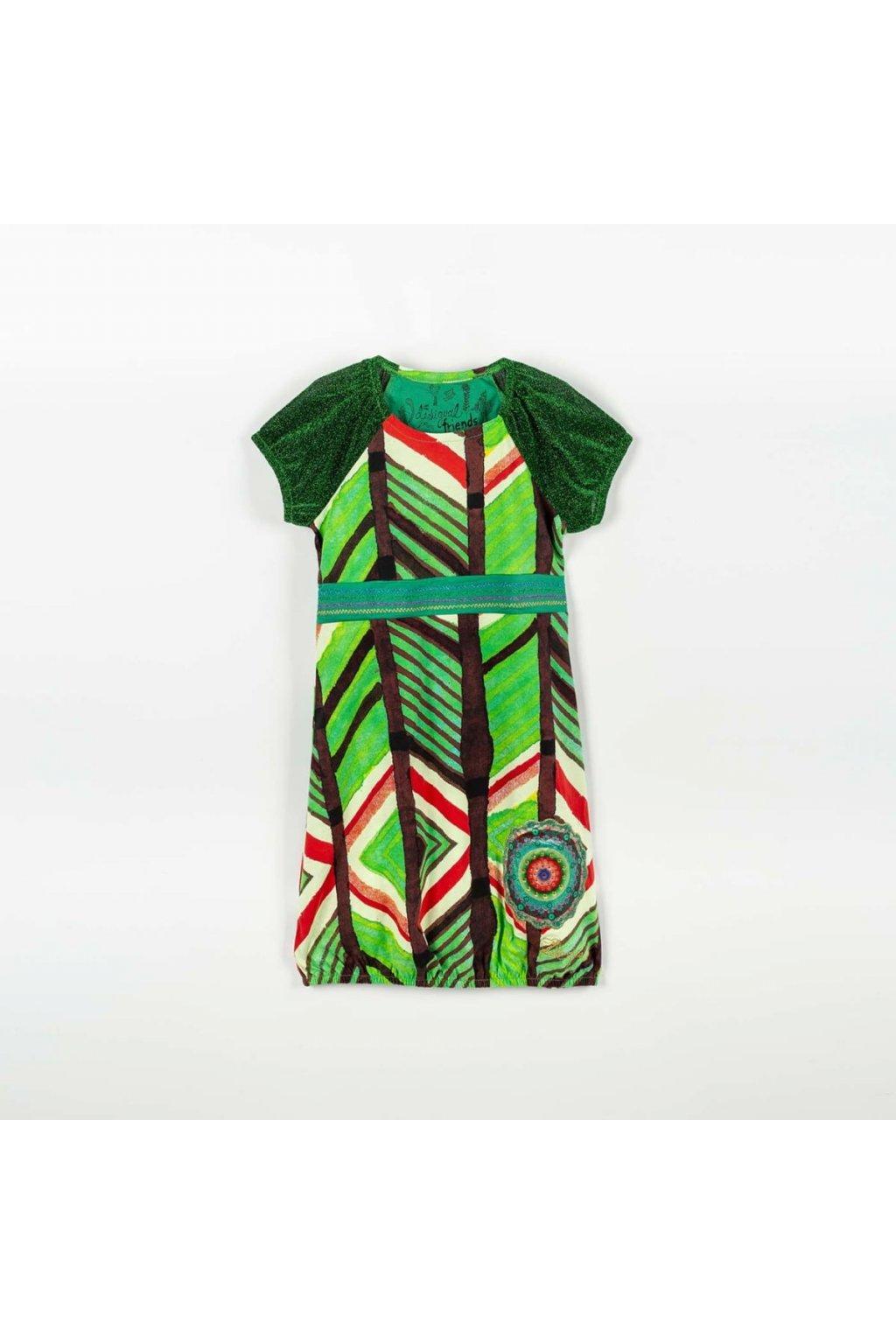 Dětské šaty Desigual 59V32N1/4045