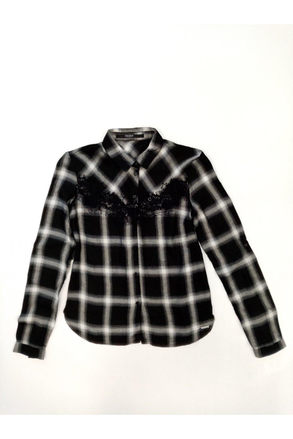 Košile Guess W74H0DW99D0 - L924