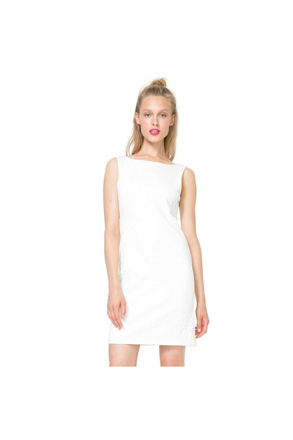 Dámské šaty Desigual 74V2WE6/1000