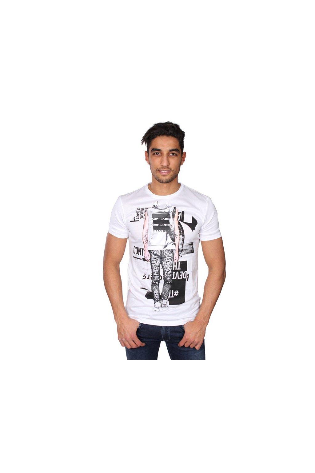 Pánské tričko Antony Morato MMKS00784