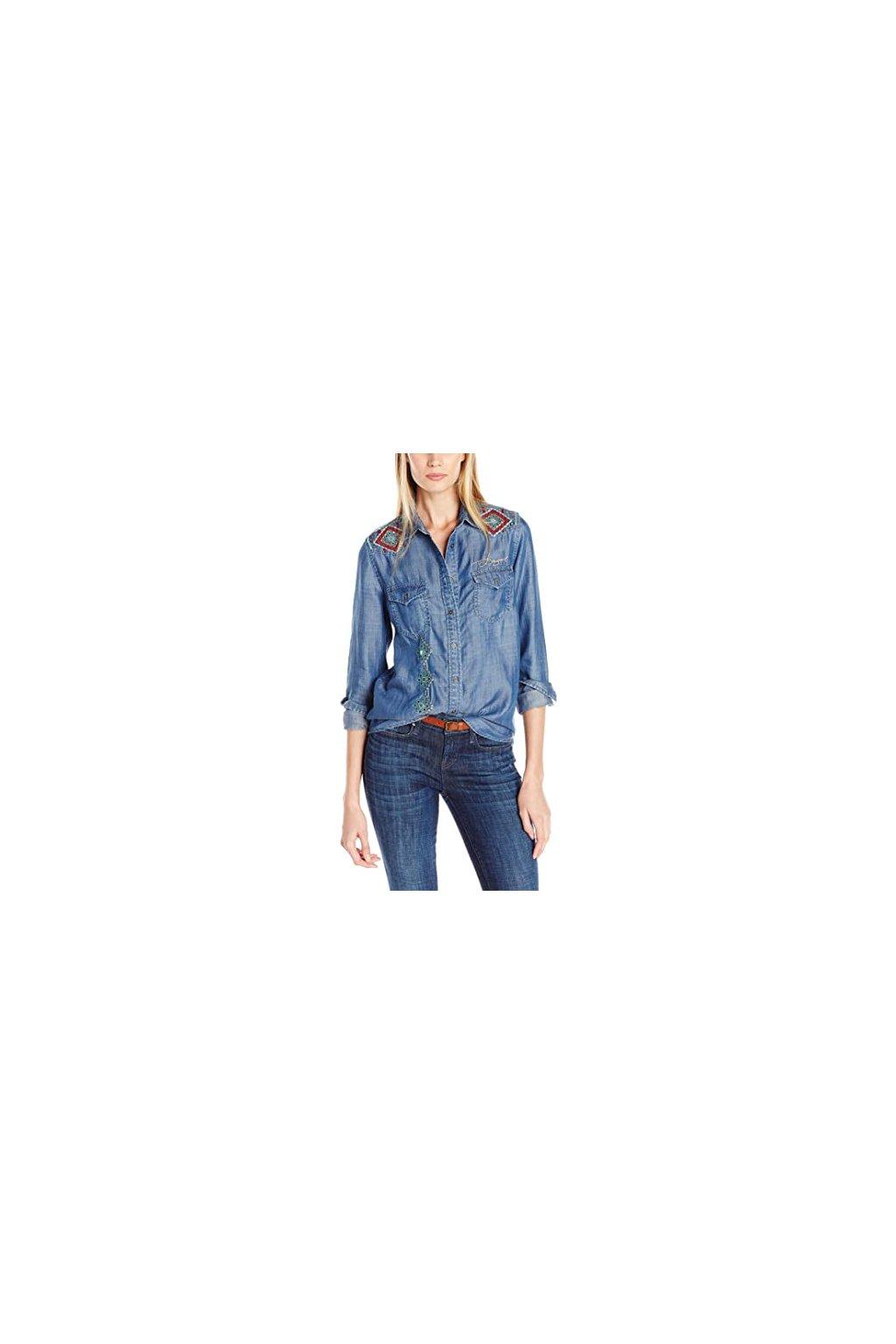 Košile Desigual 67C22C0/5053