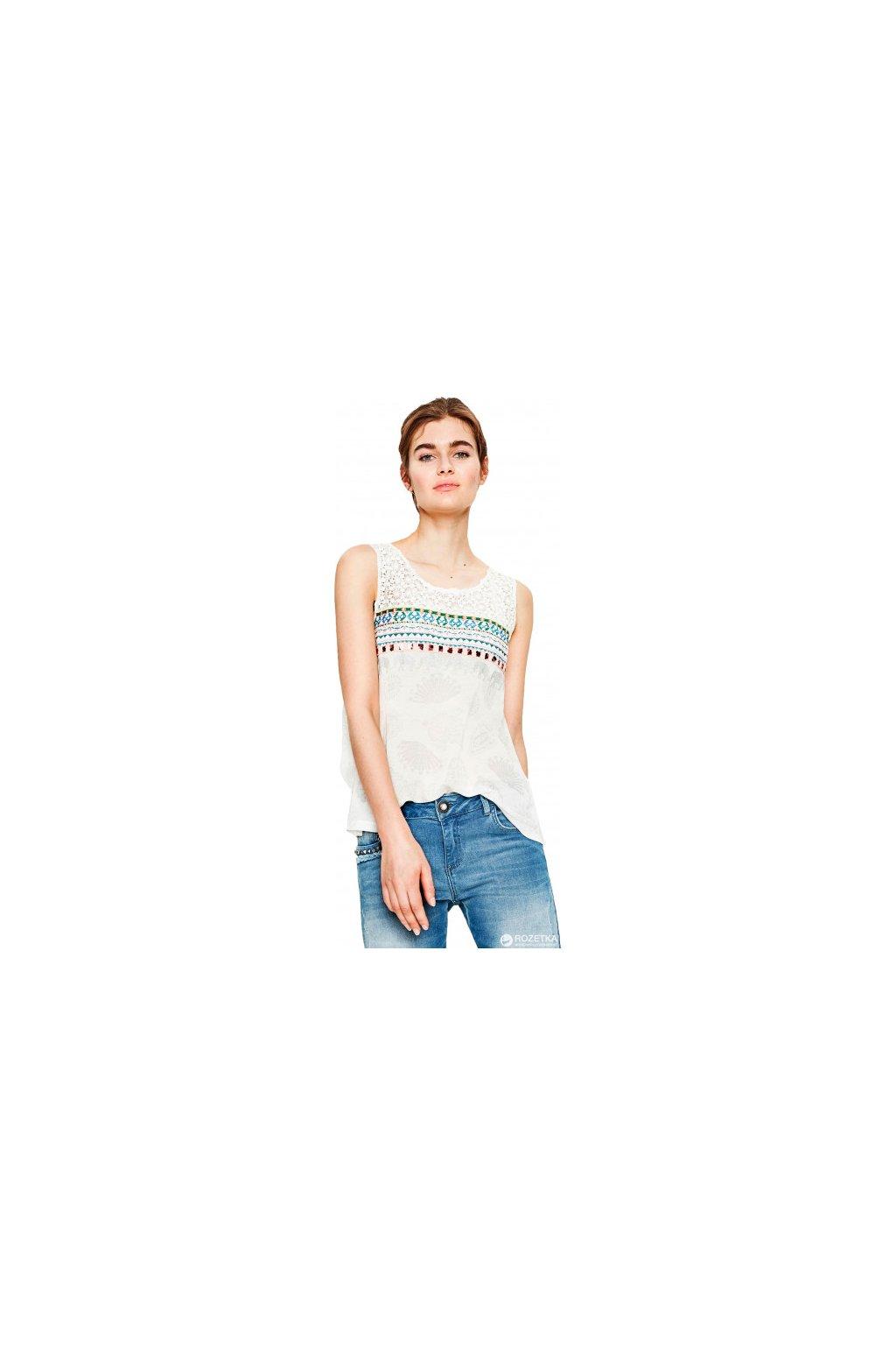 Tričko bez rukávů Desigual 73T2WH9