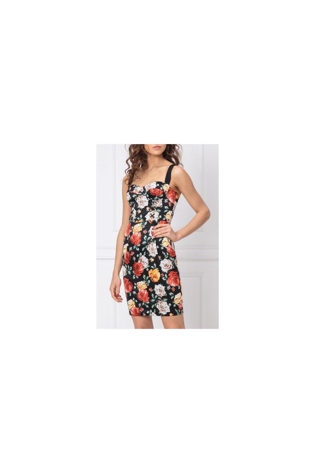 Dámské šaty Guess W91K67WB4P0-PC49