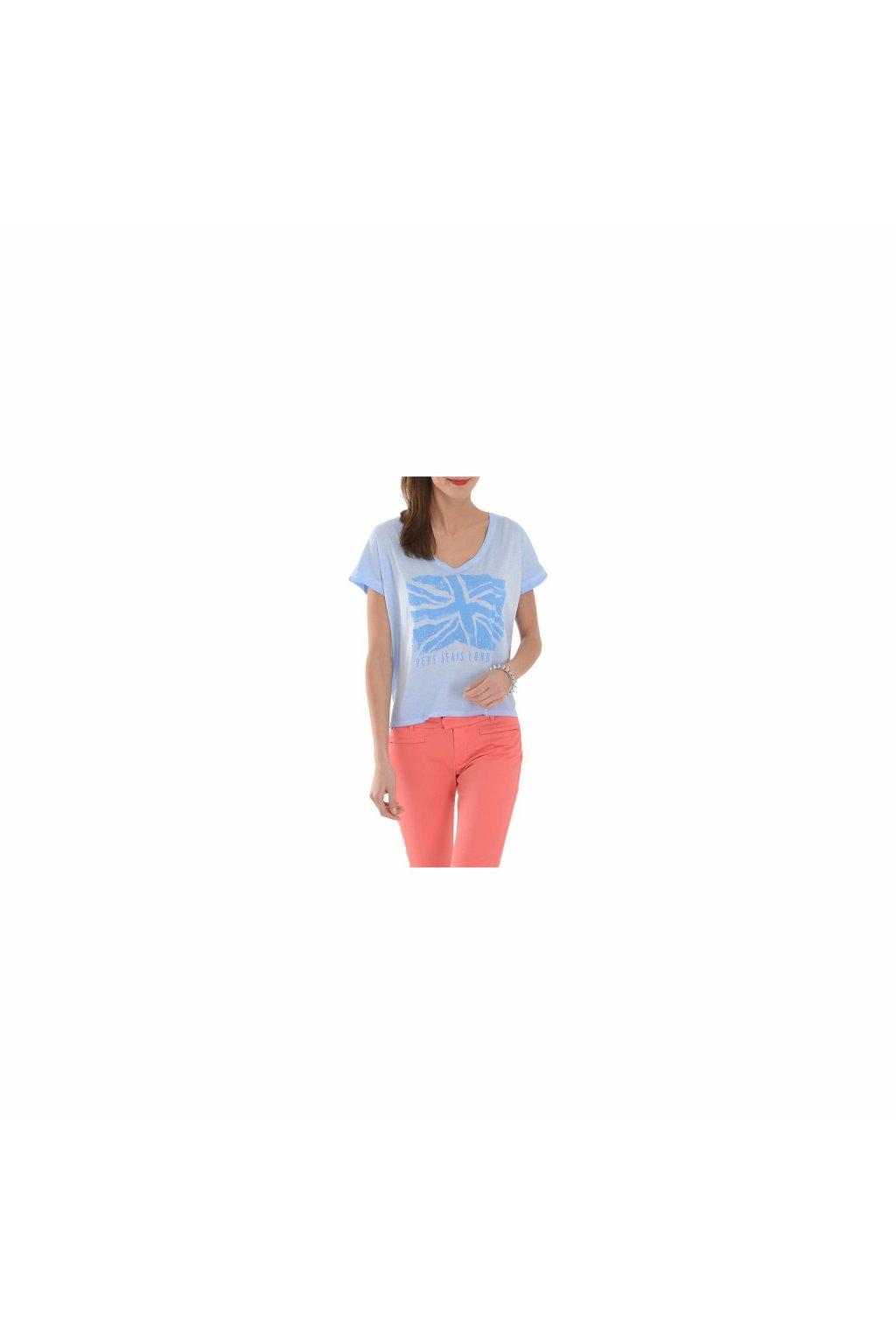 Dámské tričko Pepe Jeans PL501787 JOEY