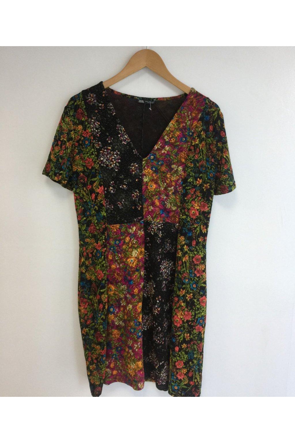 Zara šaty 9173/006/800