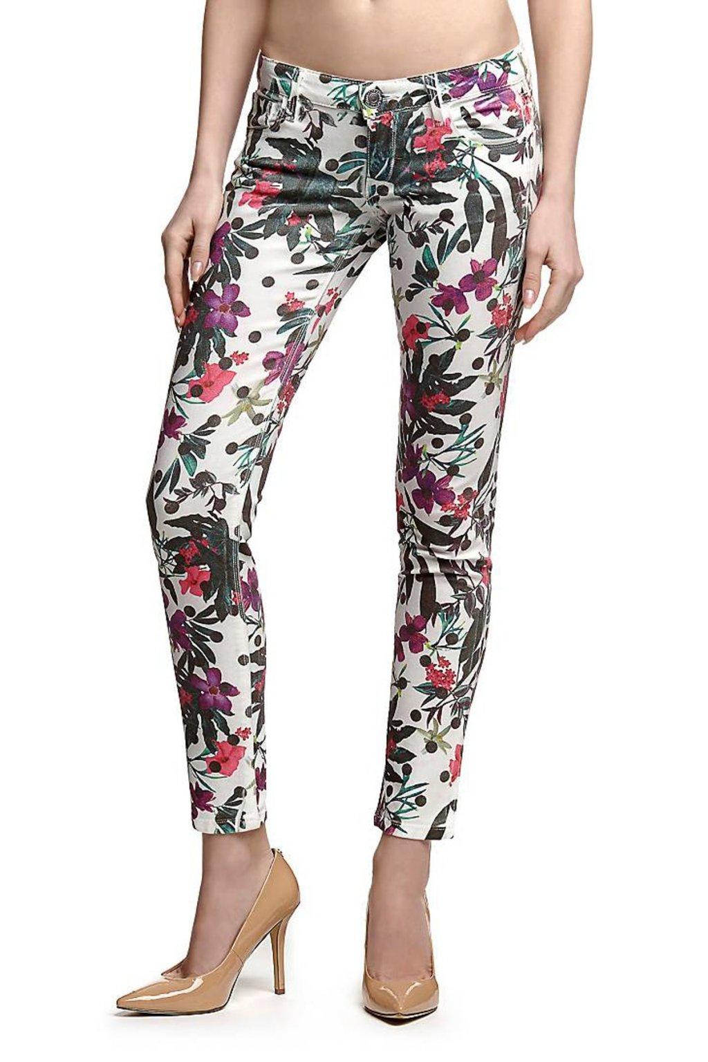 Kalhoty Guess W61043W77M0
