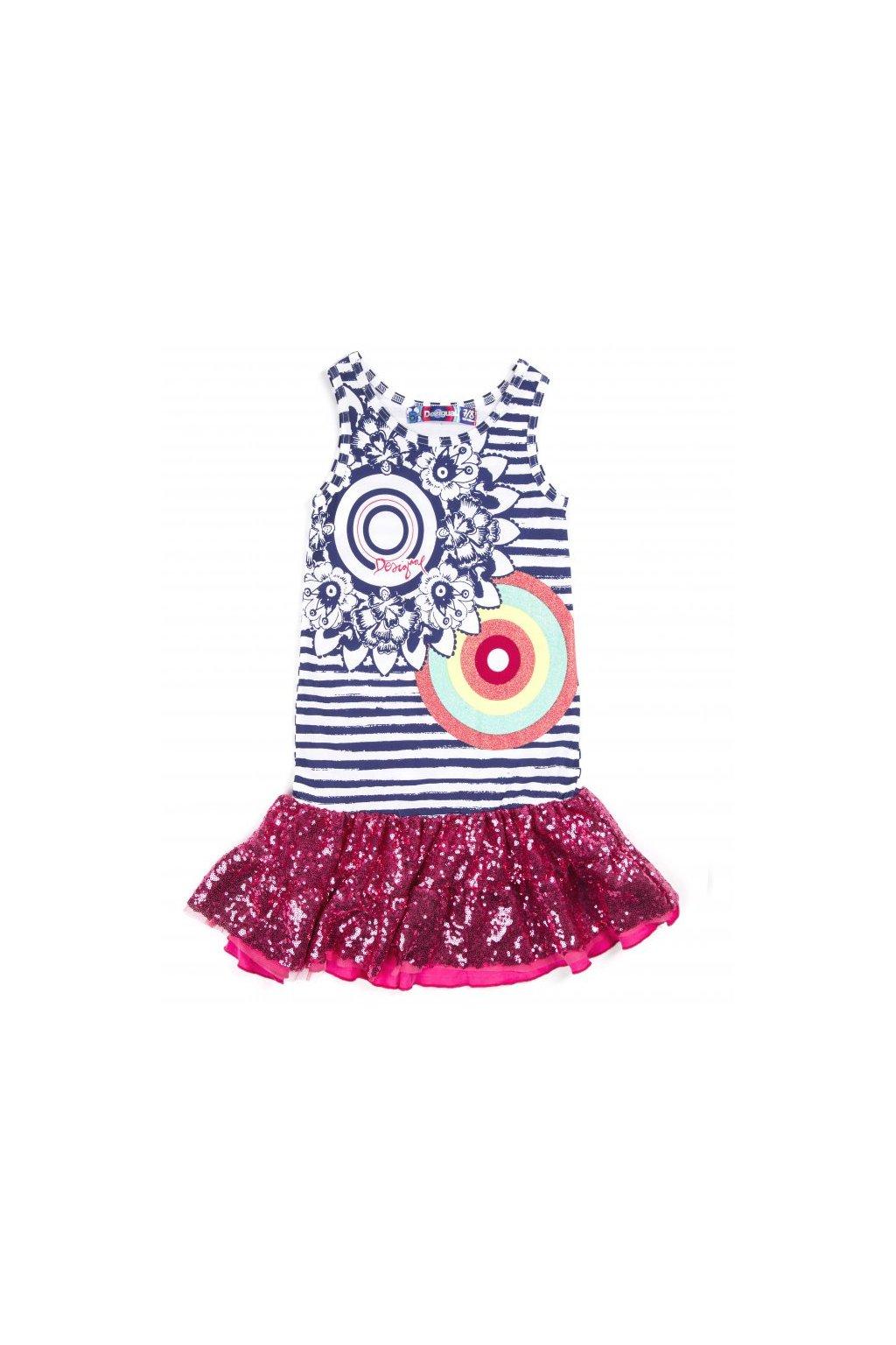 Dětské šaty Desigual 61V32A6/3022